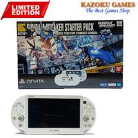 PS PlayStation Vita Gundam Breaker PSVITA GUNDAM BREAKER