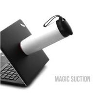 [PUTIH] Mighty Mug / Botol Ajaib Anti Tumpah Termos Gelas Tumbler H331