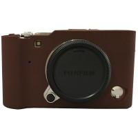 Silicone Case For Fujifilm X-A3 - Coffee