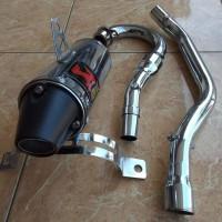 Knalpot Racing Untuk Motor Klx150 Full System