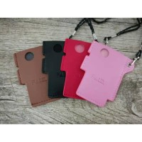 leather case/lanyard Artery pal 2