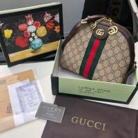 tas Gucci Oval wanita 24x8x19cm 220rb