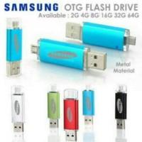Limited Flashdisk &Otg Samsung Usb+Otg(4Gb) Terbatas