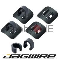JAGWIRE Stick-On Guide (Penambah Jalur Kabel Brake Shifter Di Frame)