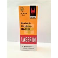 Obat Batuk Herbal Laserin Syrup 110 ml