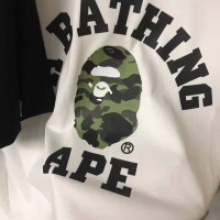 Tshirt Kaos BAPE by Bathing Ape Army bapesta