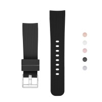 Smartwatch Silicone Gelang Jam untuk Samsung Galaxy Tali 46 Mm 42 Mm