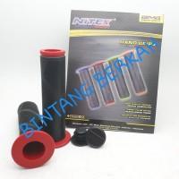 Variasi Handgrip NITEX 2 Tone Universal Stang Motor Termurah