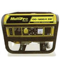 MULTIPRO Genset GENERATOR Bensin 4 TAK 1000 WATT GG1600