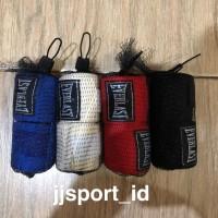 Hand Wrap HandWrap Boxing EVERLAST Bandage Boxing Bendit Boxing MMA - Biru