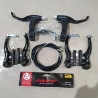 Rem v brake sepeda anak BMX MTB pacific setengah alloy