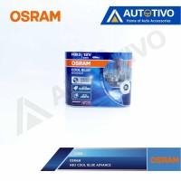 Toyota Rush LED Osram Head Lamp (High Beam) Cool Blue HB3