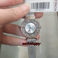 Bonia BNB 10522-2517 Original BONIA silver Mata Kulit Sapphire