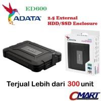 """Adata ED600 Casing Hardisk External HDD Case 2.5"""" USB 3.0 - AED600U31C"""