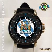 Jam Tangan MCFC Manchester City 01 Rubber Big Custom