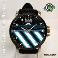 Jam Tangan MCFC Manchester City 02 Rubber Big Custom