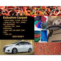 Karpet Mobil Bihun PVC Coil Odyssey Full Bagasi 1 Warna
