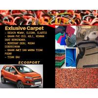 karpet Mobil Bihun PVC Coil Ford Ecosport Non Bagasi 2 warna