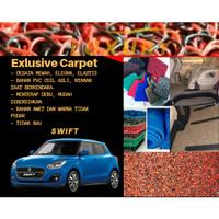 Karpet Mobil Bihun PVC Coil Swift Full Bagasi 2 Warna