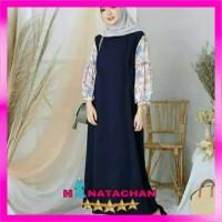 Baju gamis wanita terbaru / huzra dress murah / pakaian wanita remaja