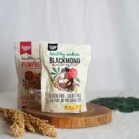 Ladang Lima Blackmond Cookies / Gluten Free 180 gram