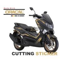 Sticker Cutting Yamaha Nmax