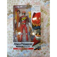 LIGHTNING COLLECTION DINO CHARGE KYORYU RED POWER RANGER RANGERS SHF