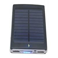 Power Bank Solar Cell Charger/ Power Bank Tenaga Surya+20led