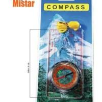 Kompas mistar navigasi