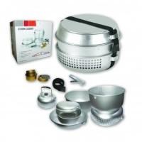 Dh stroom cooker atau cooking set dhaulagiri lengkap mirip trangia