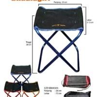 Dh folding chair 109 atau meja lipet kecil dhaulagiri ultra light