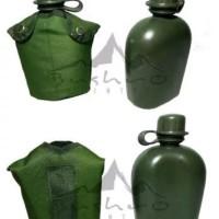 Botol minum ABRI atau velpes TNI