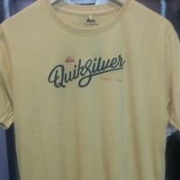 Kaos QuikSilverr kuning Originals