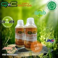 NEW Obat Herbal Sesak Nafas Asma TBC Paru Paru Basah QNC JELLY GAMAT