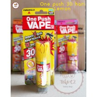 Fumakilla Semprot One Push 10 ml 30 Malam Lemon