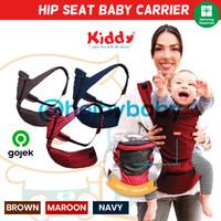 Kiddy [Hiprest / Hipseat] Baby Carrier