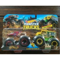 HOT WHEELS MONSTER TRUCK ISI 2 PCS