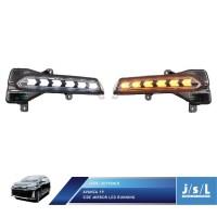 JSL Mirror Running Signal Lamp Avanza / Xenia 2019 LED Lampu Spion