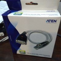 ATEN USB to SERIAL (RS-232) CONVERTER