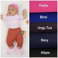 Jegging uk Baby 6-18 Month // Leging Bayi Legging Bayi Baby Pants