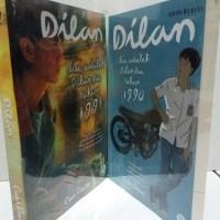 novel DILAN 1990 & 1991 karya PIDI BAIQ.