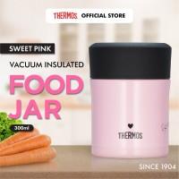 Thermos Soup Food Jar - Sweet Pink 300ml (JBJ-303G-SEP)