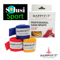 Hand Wrap Happyfit Handwrap Muaythai MMA Tinju