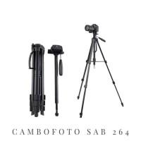 TRIPOD CAMBOFOTO SAB 264 FREE BAG