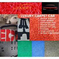 karpet Mobil Mie Bihun Mazda 2 Non bagasi 1 Warna PVC Coil