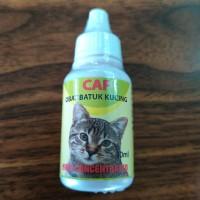 obat batuk flu bersin kucing CAF 30ml aman buat kitten