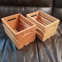 kotak kayu jati box wooden crate