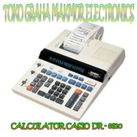 KALKULATOR CASIO PRINT DR-8620 ( 16 DIGIT )