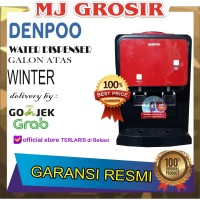 PROMO WATER DISPENSER DENPOO WINTER SUPER HOT & COOL