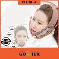 Oval Face Slim Belt - Pembuat Bentuk V-Shapeed Face